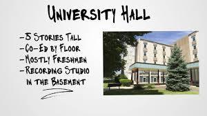residence hall university hall youtube