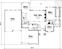 1 5 story mediterranean house plan bartolini