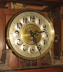 german openwell grandfather clock from cathysclocks on ruby lane