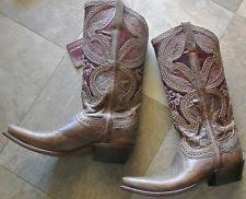 lucchese s boots size 9 lucchese s pull on us size 9 ebay
