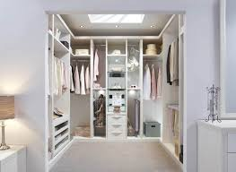Fitted Furniture Bedroom Walk In Wardrobe Ouida Us