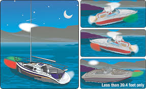 boat lights at night rules oregon state marine board lights boater info state of oregon