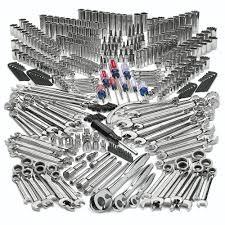 craftsman 444 piece mechanics tool set