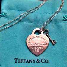 heart charm necklace tiffany images 37 off tiffany co jewelry reduced tiffany heart tag with jpg
