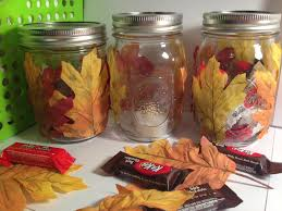 Decorating Mason Jars For Halloween by Window Decorating Leaves And Bay Windows On Pinterest Idolza
