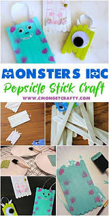 easy how to make these s inc popsicle stick ornaments