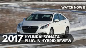 watch now 2017 hyundai sonata plug in hybrid review youtube