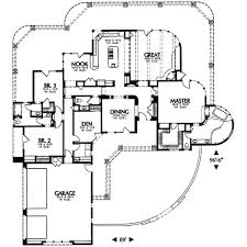 Southwest Style Homes Apartments Adobe Floor Plans Adobe Southwestern Style House Plan