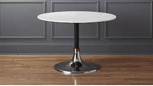 Dining Room Amazing Best  Round Kitchen Tables Ideas On - Brilliant white and black dining table property