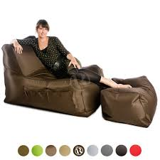 beanbag lounge sofa footstool r lax relaxtribe