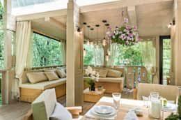 veranda chiusa come riscaldare la veranda quando fa freddo