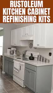 rustoleum kitchen cabinet paint rust oleum kitchen cabinets refinishing kits