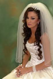 beautiful bridal hairstyles with veil hairstyle picture magz