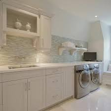 contemporary laundry room cabinets laundry room tile backsplash contemporary laundry room pricey