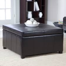 office storage ottoman coffee table living room round ottoman ideas full size of