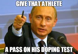Sochi Meme - re russian athletes doping in sochi pharmd cougarboard com