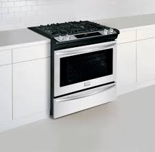 Slide In Gas Cooktop Frigidaire Fggs3065pf 30 Inch Slide In Gas Range With True