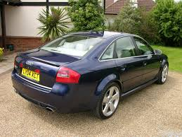 slammed audi wagon file blue audi rs6 c5 sedan rr jpg wikimedia commons