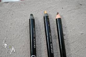 Berapa Pensil Alis Revlon review makeover eye makeup utotia