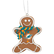 miami dolphins ornaments dolphins tree ornaments