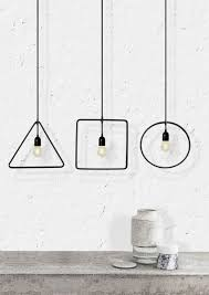 Geometric Pendant Light by Modern Home Decor And Furniture From Crowdy House