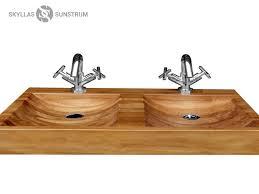 vessel sinks for sale danaé teak wood vessel sink for sale online skyllas sunstrum