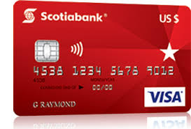 free debit card u s dollar visa card scotiabank