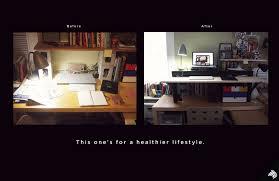 Diy Ikea Standing Desk by My Diy Standing Desk U2014the 22 31 Ikea Hack Imaginary Zebra Iz