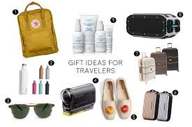 gift guide the gift for travelers escape journal