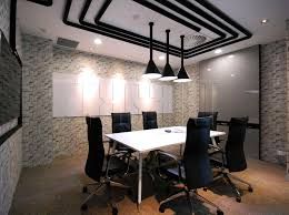 room design interior ideas sadorable cream theme office interior