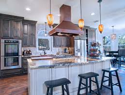 Rustic Kitchen Hoods - copper kitchen accents vibrant ideas 12 rustic old world with