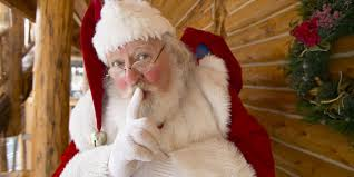 why believe in god but not santa claus huffpost