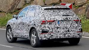 Audi Q5 Next Generation - vwvortex com next gen 2019 audi q3 crossover spied
