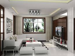 Apartments Stunning Family Room Design Feat Comfy White Leather - Family room design with tv