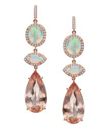 white opal earrings 21 white opal jewelry pieces that will make you shine on your