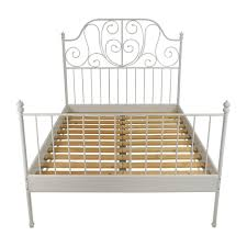 Small Double Bed Frames Ikea by Ikea Metal Bed Frame Medium Size Of Bed Framesbed Frames Queen