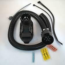trailer hitch wiring harness gm 23455107