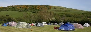 Broadchurch England Map by Camping U0026 Campsites In Dorset Camping Near Beach In Dorset