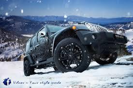 jeep india modified vilner jeep wrangler sahara modified autos world blog
