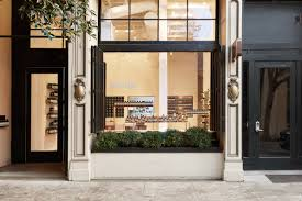 tacklebox uses copper accents at aesop store in san francisco