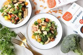 healthy grocery easy italian pasta salad gluten free