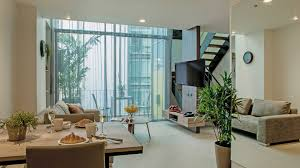 One Bedroom Duplex Room Details For Lit Bangkok A Hotel Featured By Kuoni