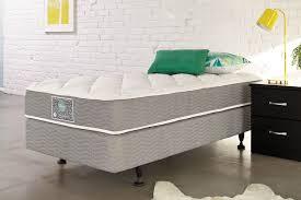dreamweaver medium single bed by sleepmaker harvey norman new