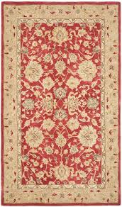 Safavieh Anatolia Collection Safavieh Anatolia Red Ivory Area Rug U0026 Reviews Wayfair