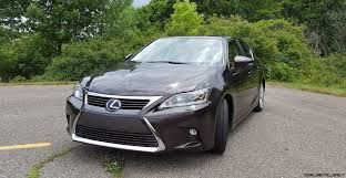 lexus ct200h f sport youtube road test review 2016 lexus ct200h by carl malek