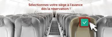 reserver siege air royal air maroc choix du siège