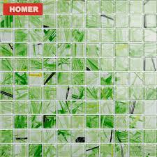 Popular Glass Backsplash TilesBuy Cheap Glass Backsplash Tiles - Green glass backsplash tile