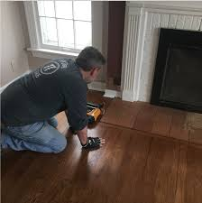 Laminate Flooring Cutter Rental Rental House Quick And Easy Fireplace Update U2014 A Life Unfolding