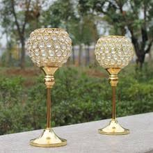 wedding candelabra centerpieces compare prices on gold candle centerpieces online shopping buy