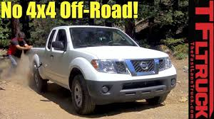 nissan frontier xe 2017 will a 2wd nissan frontier make it up the gold mine hill off road